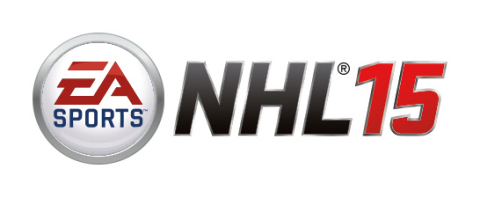 EA SPORTS NHL 15 Logo (Graphic: Business Wire)