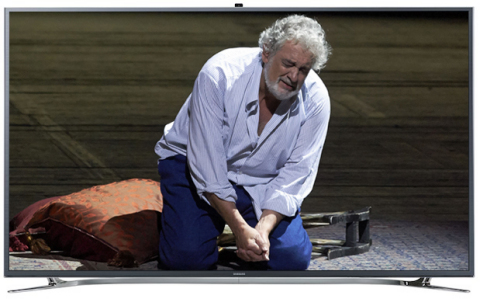 Elemental will stream the world's first live 4K broadcast over the Internet for the Vienna State Opera in a special performance of Verdi's Nabucco with Plácido Domingo at 7 p.m. CET Wednesday. (Photo: Business Wire)