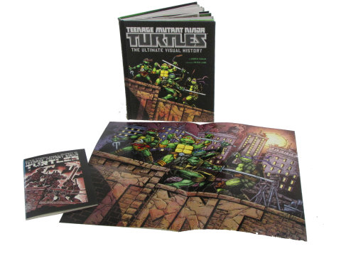 Nickelodeon and Insight Editions Launch New TMNT Coffee Table Book (Photo: Business Wire)