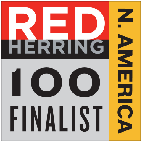 SpotXchange is pleased to announce it has been selected as a finalist for Red Herring's Top 100 North America award. (Graphic: Business Wire)