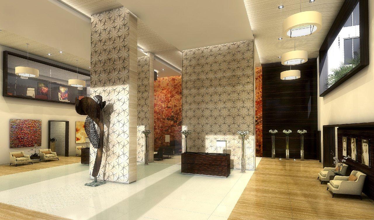 The Gallery at Hyatt Place Dubai/Al Rigga (Photo: Business Wire)