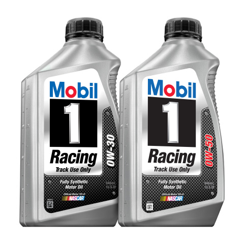 Mobil 1 Racing Joins World of Outlaws and DIRTcar as Official Technology Partner (Photo: Business Wire)