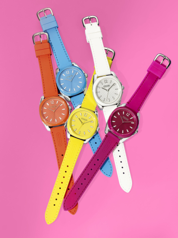 Coach watches, $158, available at select Macy's stores and on macys.com (Photo: Business Wire)