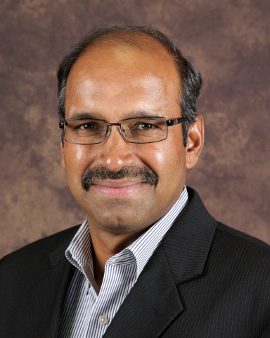 Bally Technologies' President and Chief Operating Officer Ramesh Srinivasan (Photo: Business Wire)