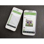 Glip Mobile for iOS and Android (Photo: Business Wire)
