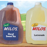 Milo's Decaf Sweet Tea, Milo's Lemonade, and Milo's Famous Sweet Tea and Lemonade are now available in multiple retail outlets. (Photo: Business Wire)