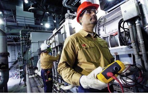 G&K Services provides flame resistant uniforms that can protect employees from the dangers of arc flash and other hazards in the workplace (Photo: Business Wire).