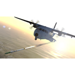 Kingdom of Jordan to deploy BAE Systems' APKWS rocket on its CASA-235 light gunship aircraft. (Photo: BAE Systems)