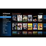 AT&T U-Verse's new On-Demand discovery features powered by Jinni's taste based recommend