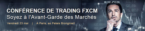 2014 Conférence de Trading FXCM (Graphic: Business Wire)