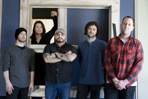 Taking Back Sunday (Photo: Business Wire)