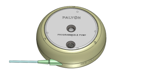 Palyon Medical's P1003 Pump (Photo: Business Wire)
