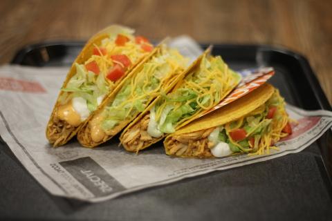 Spicy Chicken Cool Ranch Doritos Locos Tacos (Photo: Business Wire)