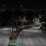 By upgrading to GE's Evolve™ LED Roadway Scalable Cob