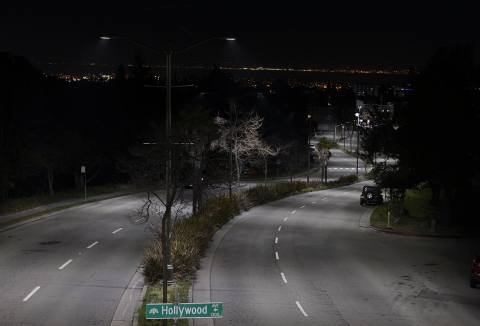 By upgrading to GE's Evolve™ LED Roadway Scalable Cobrahead fixtures, the city of Oakland will save more than $1.4 million in annual energy and maintenance costs. (Photo: General Electric)