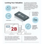 The TPM provides a hardware root of trust that anchors security and protects keys, certificates and passwords. (Graphic: Business Wire)