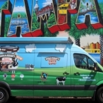 Ben & Jerry's truck takes Tampa (Photo: Business Wire)