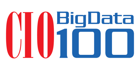 """GridPoint named to CIOReview's """"Big Data 100"""" (Graphic: Business Wire)"""