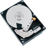 Toshiba: High Capacity Hard Disk Drive for Surveillance Applications (Photo: Business Wire)