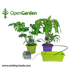 Open Garden from Libelium's DIY division Cooking Hacks is an open hardware platform for hydroponics and plant monitoring, based on Arduino. (Graphic: Business Wire)