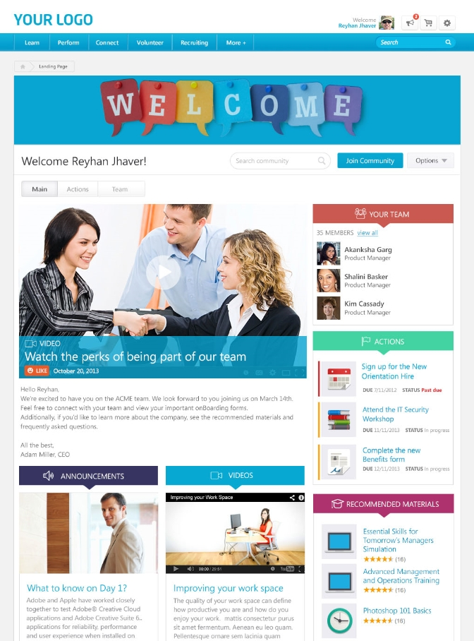 Cornerstone Onboarding (Graphic: Business Wire)