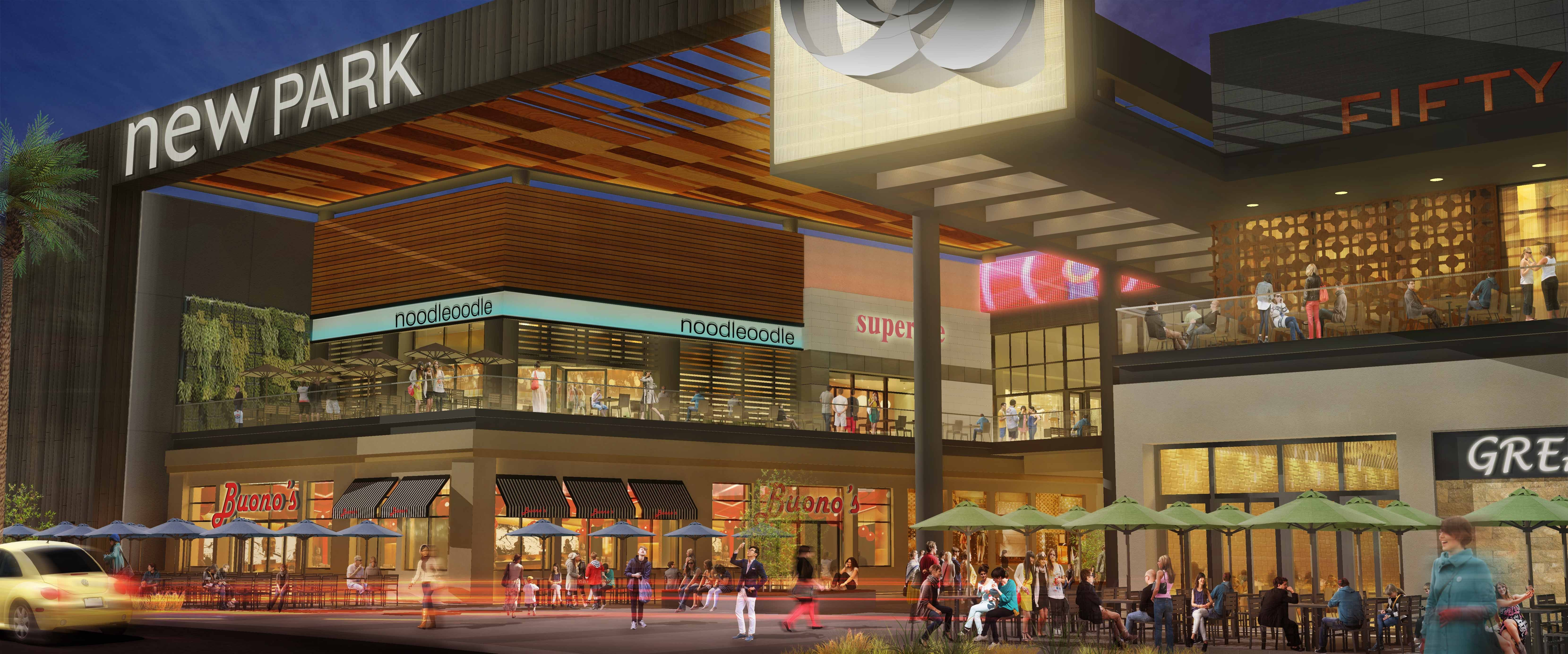 Rouse Properties Unveils Extensive Plans to Transform NewPark Mall