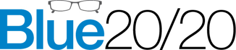 Blue 20/20, a new vision care product from Blue Cross Blue Shield of Massachusetts (Graphic: Business Wire)