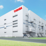 Artist's impression of the new fab, Yokkaichi Operations (Graphic: Business Wire)