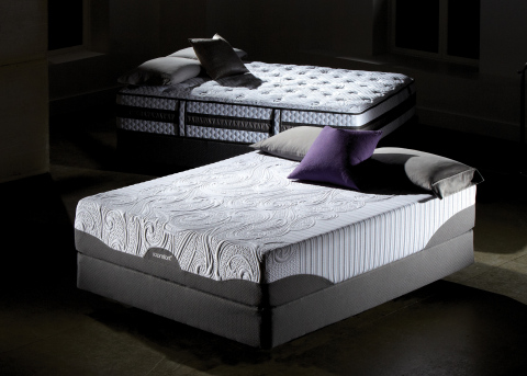 Serta, the number one mattress manufacturer in the United States, is giving consumers reasons to stop putting off a mattress purchase this summer with its latest iComfort(R) gel memory foam and iSeries(R) hybrid mattress collections. (Photo: Business Wire)