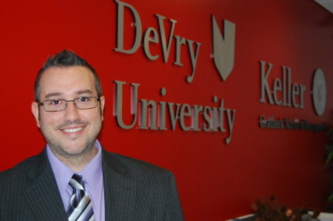 DeVry University today announced the appointment of Joseph Onorio as president of the Tinley Park ca ...