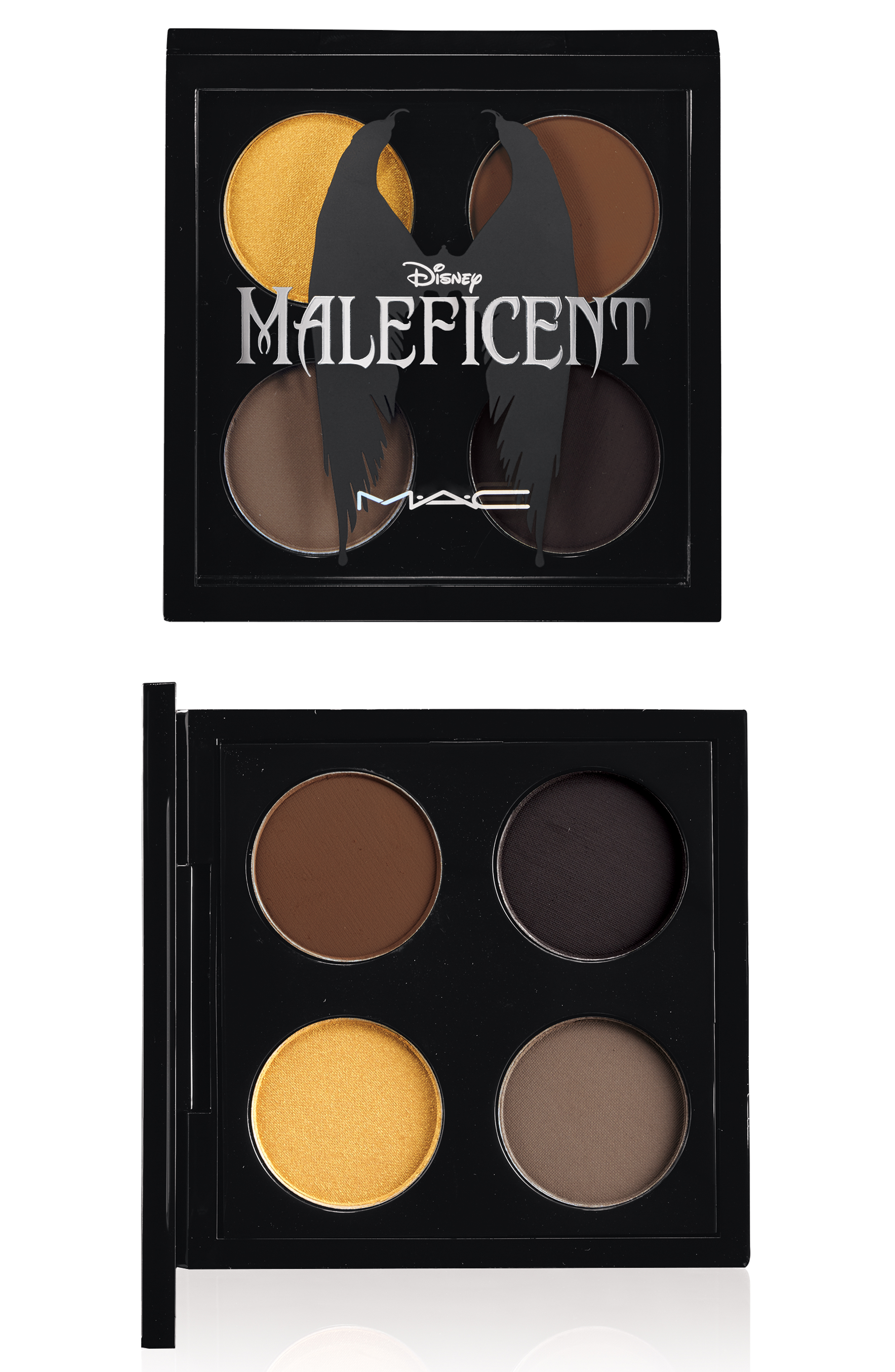 Maleficent Collection by MAC Cosmetics available at select MAC stores and Macy's (Photo: Business Wire)