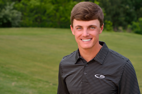 Golfer Blayne Barber partners with C9 by Champion. (Photo: Business Wire)