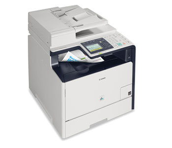 imageCLASS MF8580Cdw Laser Multifunction Printer (Photo: Business Wire)