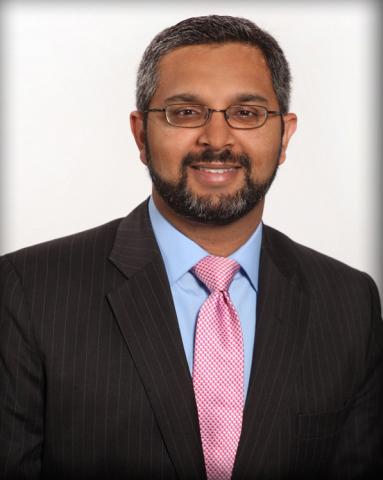 Saqib Ishaq, Partner, Roetzel & Andress LPA (Photo: Business Wire)