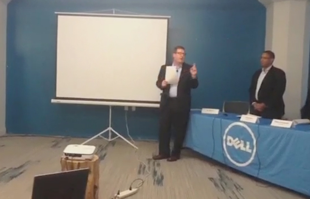 AnesthesiaOS is Selected as the Winner of Dell Healthcare's Pitch Competition