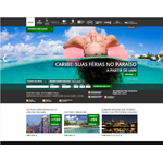 Portuguese website homepage (Photo: Hilton Worldwide)