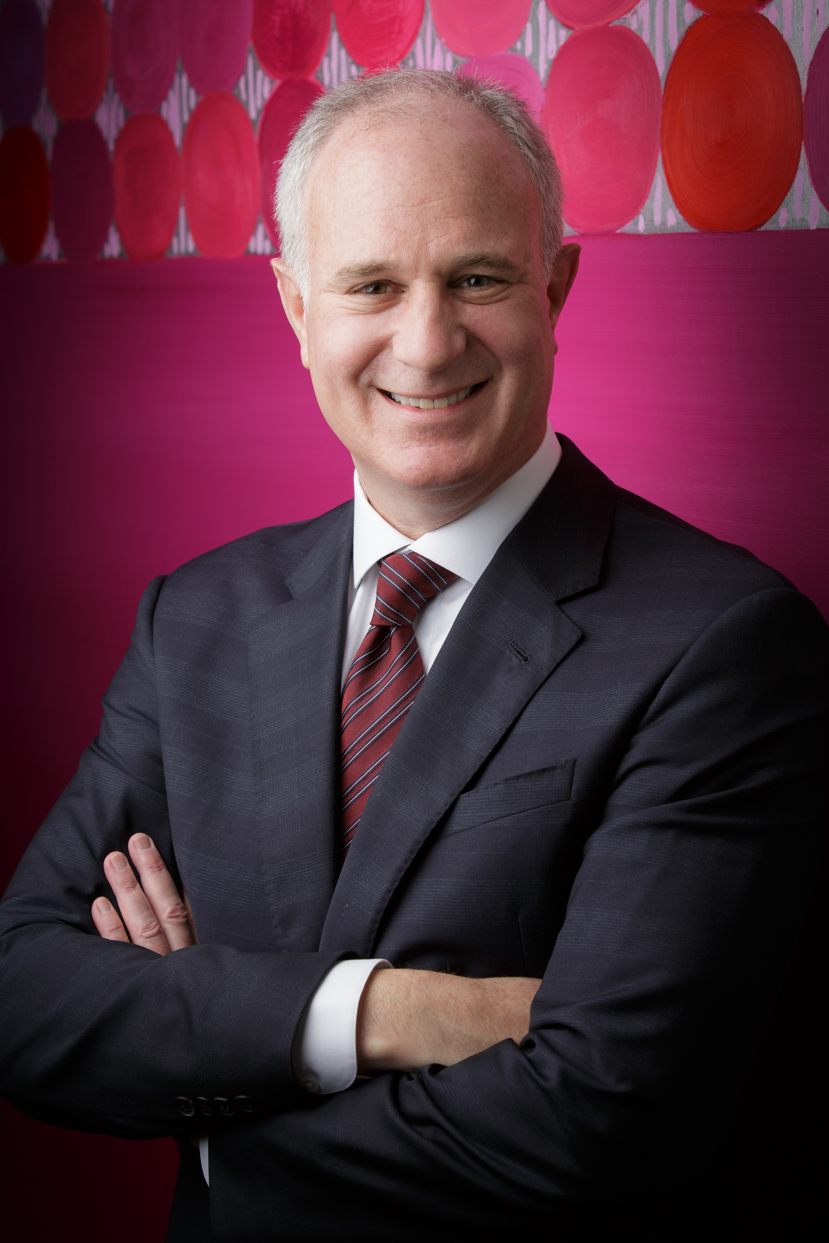 David Udell, Group President - ASPAC, Hyatt Hotels Corporation (Photo: Business Wire)