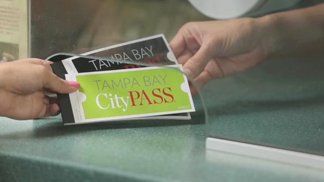 Tampa Bay CityPASS B-Roll