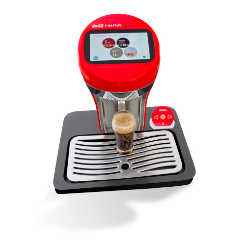 New Coca-Cola Freestyle countertop fountain dispensers designed to meet the needs of a greater variety of customers were unveiled today. (Photo: Business Wire)