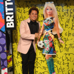 Barbie® Celebrates with World Renowned Artist Romero Britto to Launch New BRITTO Barbie® Doll (Photo: Business Wire)