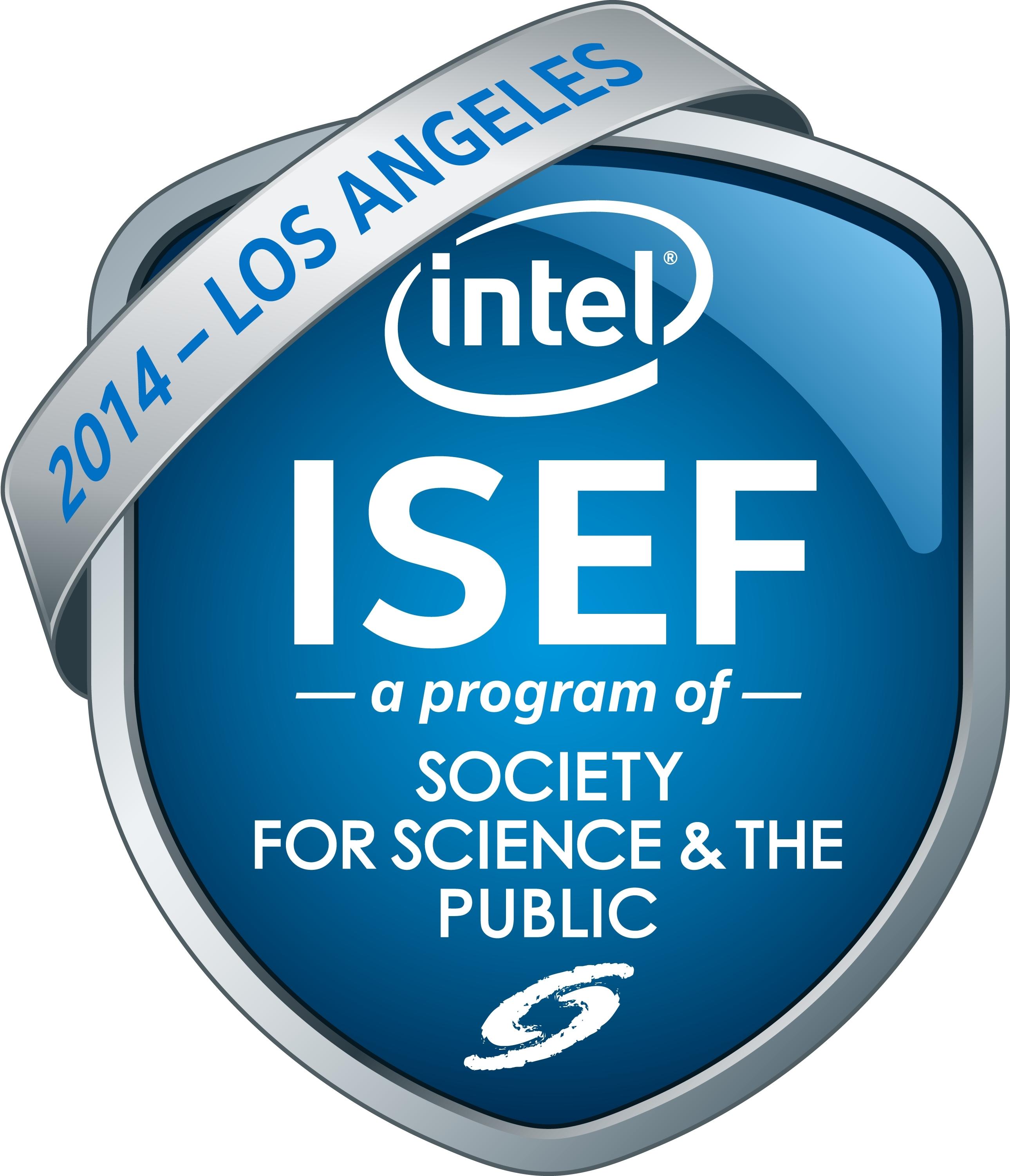 Intel International Science and Engineering Fair - Los Angeles 2014