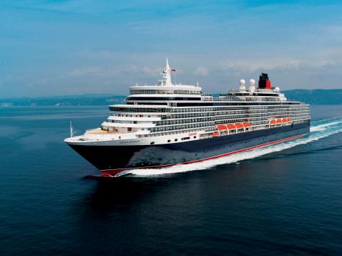 Cunard Line's Queen Elizabeth (Photo: Business Wire)