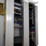 The Mighty Mo(R) 20 rack system from Legrand is designed for any size LAN, SAN or data center. In an industry-first, it is available in all-white rack and matching cable management. (Photo: Business Wire)