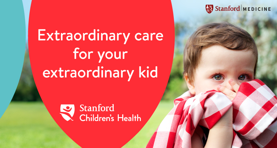 Stanford Children's Health and Lucile Packard Children's Hospital Stanford provide extraordinary care for extraordinary kids, and this is highlighted through a new awareness campaign, launched on May 18. (Photo: Business Wire)