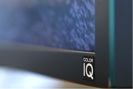 QD Vision produces Color IQTM quantum dot optical components for today's most brilliant, full-gamut color displays (Photo: Business Wire)