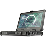 By upgrading its flagship X500 ultra rugged notebook and X500 rugged mobile server, Getac was able to increase CPU performance by 55 percent over the previous model, an enormous benefit to military customers who rely on speed and efficiency when working in harsh and demanding environments. (Photo: Business Wire)