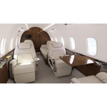 NetJets Signature Series Challenger 350 (Photo: Business Wire)