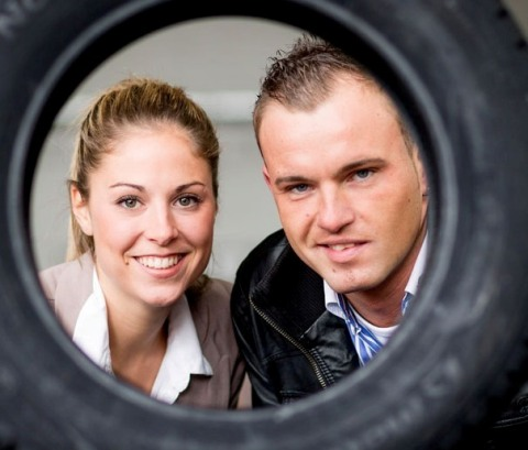 British consumers are inclined to purchase their tyres on the Internet. At mytyres.co.uk they find an unrivalled choice. (Photo: Business Wire)