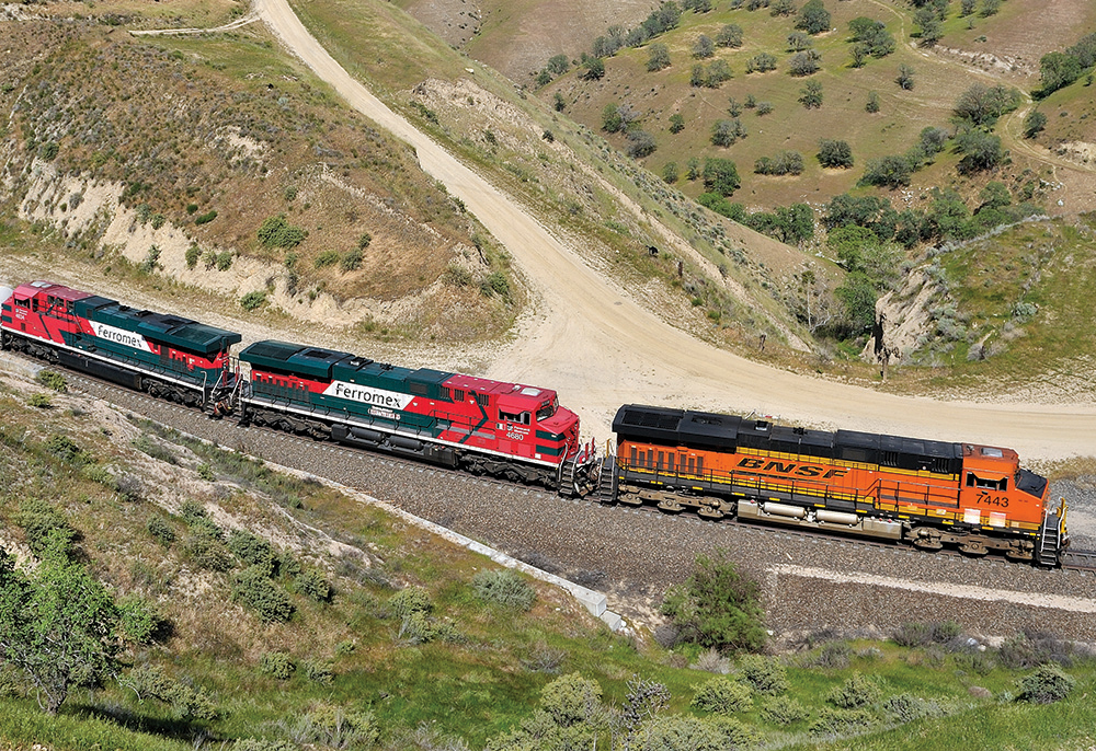BNSF Partners with Ferromex to Launch New Intermodal Service