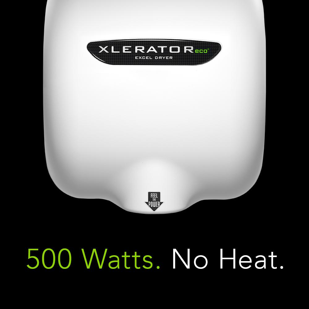 Excel Dryer Announces New High-Speed, Energy-Efficient XLERATOReco® Hand Dryer(Graphic: Business Wire)